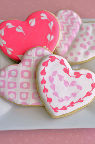 20 Hart Shaped Food Recipes for Sweet Valentine