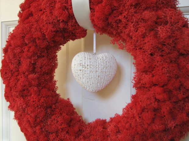 20 Heart Melting Handmade Valentines Wreaths