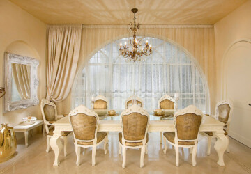 19 Luxury Dining Rooms in Traditional Style - traditional style, traditional dining room, luxury dining room, luxury, elegant dining room, Dining Table, dining room