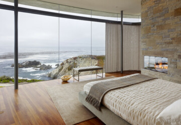 20 Master Bedrooms with Breathtaking Ocean View - view, ocean view, Master Bedroom, breathtaking, bedroom with view, bedroom with ocean view, bedroom design, bedroom