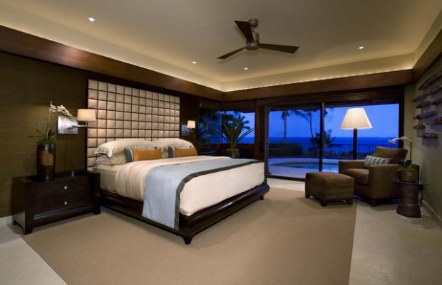 20 Master Bedrooms With Breathtaking Ocean View Style Motivation