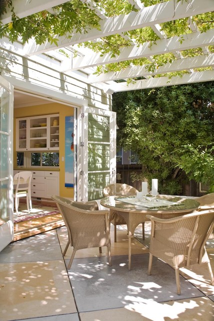 18 Outdoor Breakfast Nook Ideas for Bright and Beautiful Morning