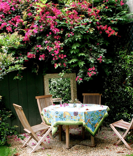 Romantic Garden Design: 18 Outdoor Breakfast Nook Ideas For Bright And Beautiful