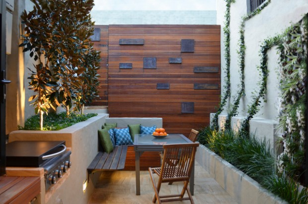 20 Outdoor Breakfast Nook Ideas for Bright and Beautiful Morning (21)