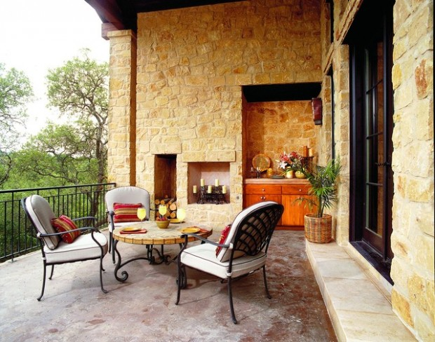 20 Outdoor Breakfast Nook Ideas for Bright and Beautiful Morning (5)