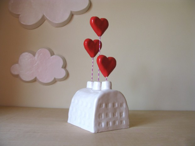 21 Diverse Valentines Home Decorations