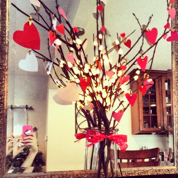 22 Amazing DIY Valentine's Day Decorations (14)
