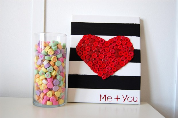 21 Amazing DIY Valentine's Day Decorations