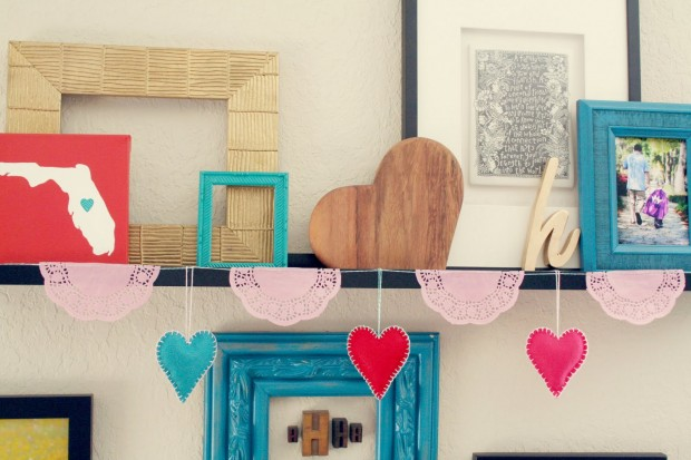 22 Amazing DIY Valentine's Day Decorations (21)
