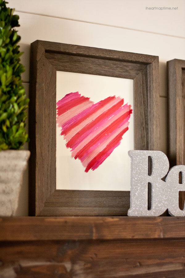 22 Amazing DIY Valentine's Day Decorations (7)