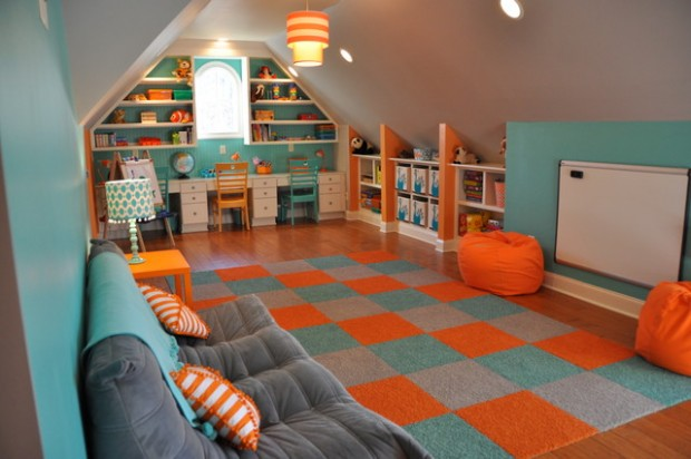 19 Creative Kids Playroom Design Ideas Style Motivation