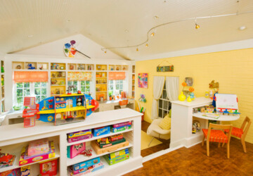 19 Creative Kids Playroom Design Ideas - playroom, kids room, kids