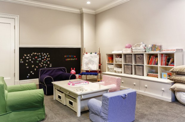 19 creative kids playroom design ideas - Playroom Design Ideas