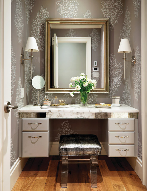 21 beautiful dressing table design ideas style motivation for Dressing table design 2014