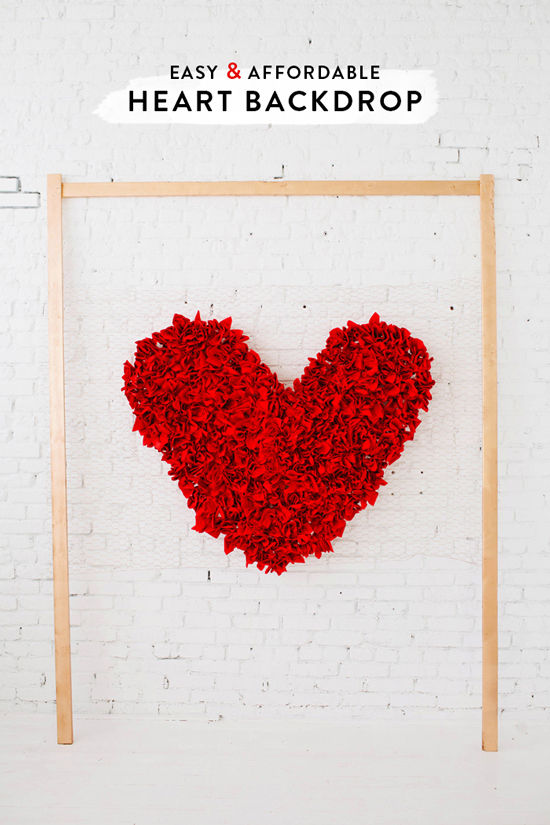 22 Lovely DIY Valentine's Day Decor Projects (9)