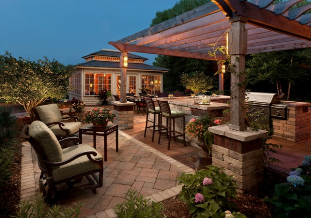 21 Luxury Patio Design Ideas For Inspiration Style