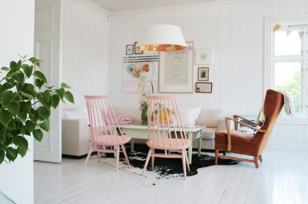 22 Remarkable Scandinavian Interior Designs