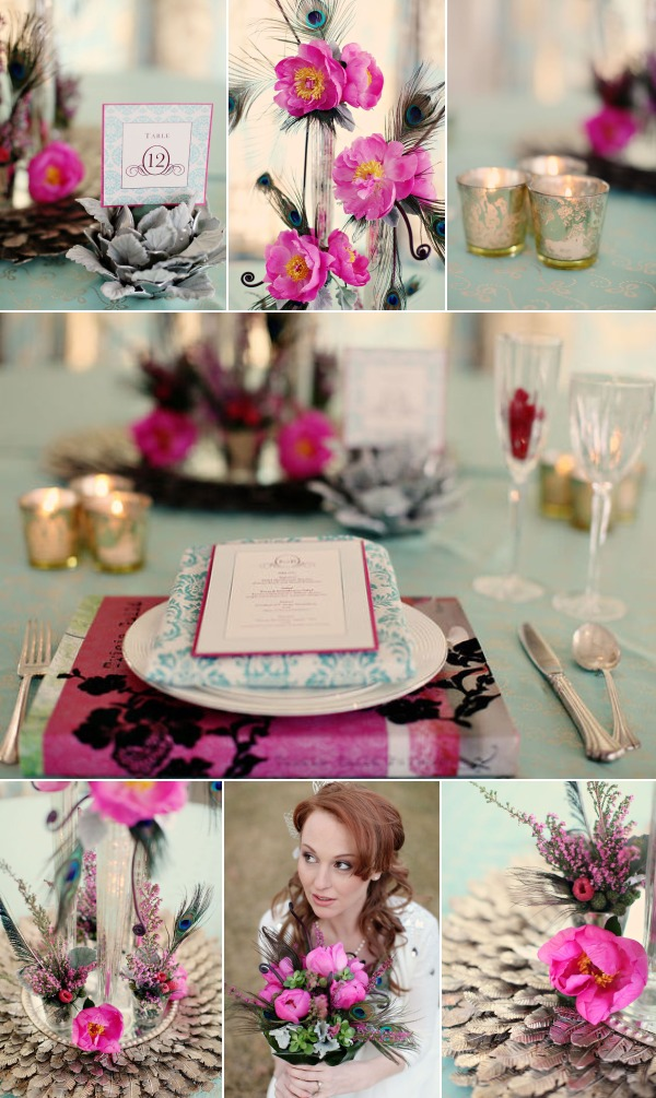23 Gorgeous Valentine's Day Wedding Inspirations  (12)
