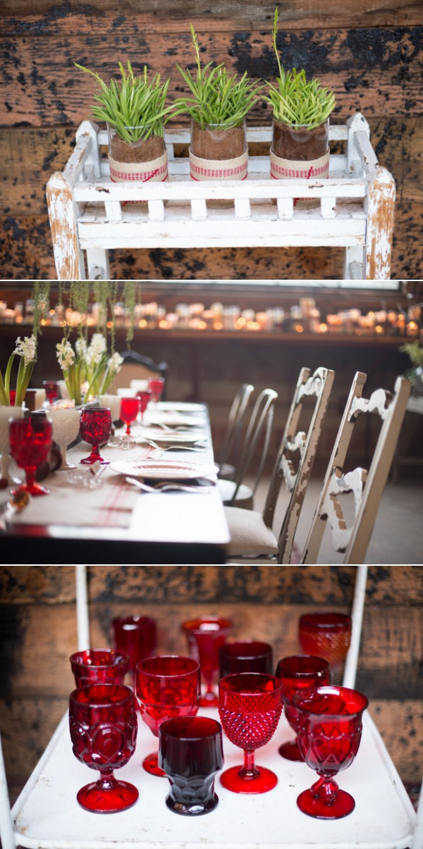 23 Gorgeous Valentine's Day Wedding Inspirations  (15)