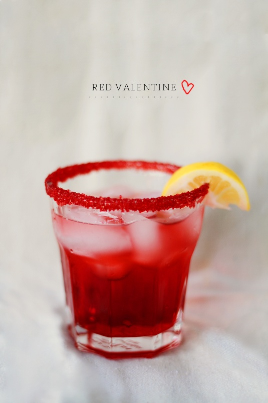 23 romantic cocktails for valentines day - Valentine Drink