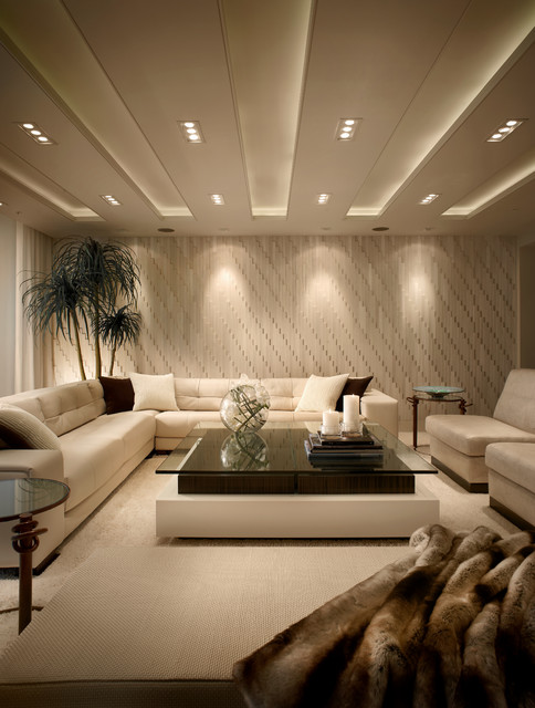 Modern Living Room Designs: 23 Stunning Modern Living Room Design Ideas