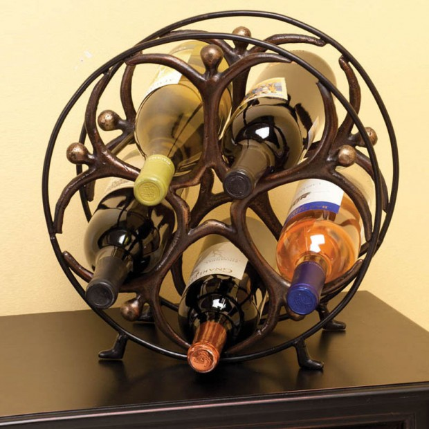 24 Creative and Classy Wine Rack Designs (10)