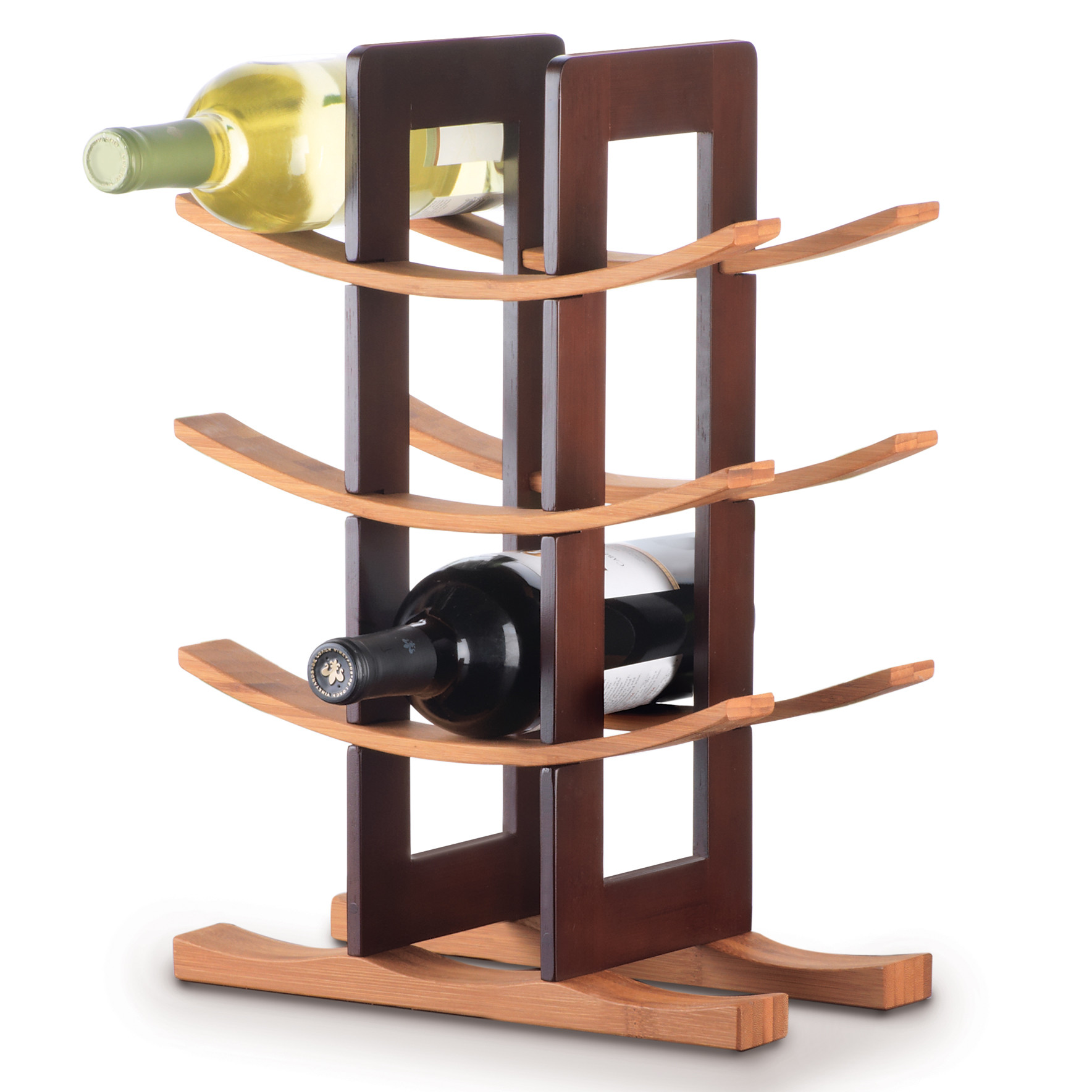 Corner Wine Glass Holder