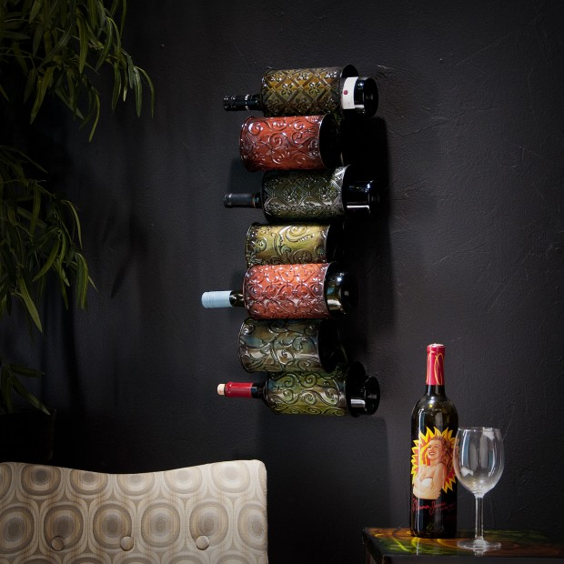 24 Creative and Classy Wine Rack Designs (17)