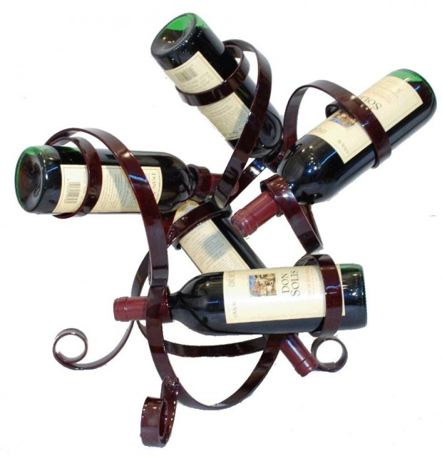 24 Creative and Classy Wine Rack Designs (18)