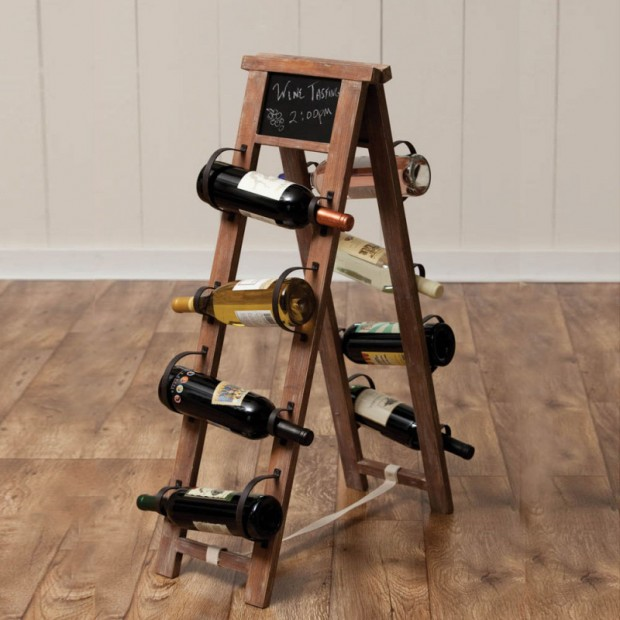 24 Creative and Classy Wine Rack Designs (20)