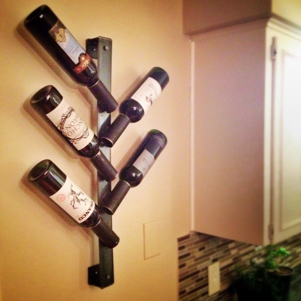 24 Creative and Classy Wine Rack Designs (23)