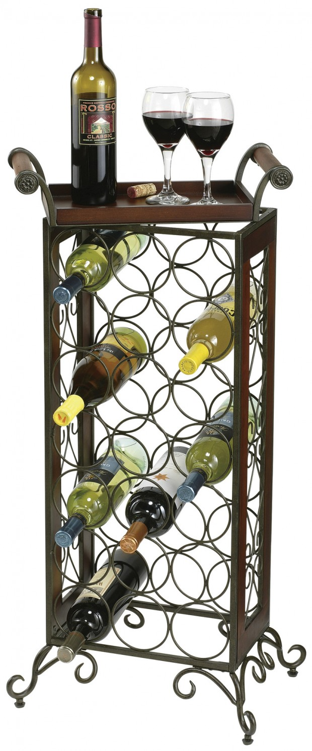 24 Creative and Classy Wine Rack Designs (5)