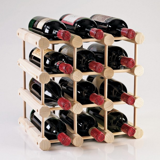 24 Creative and Classy Wine Rack Designs (6)