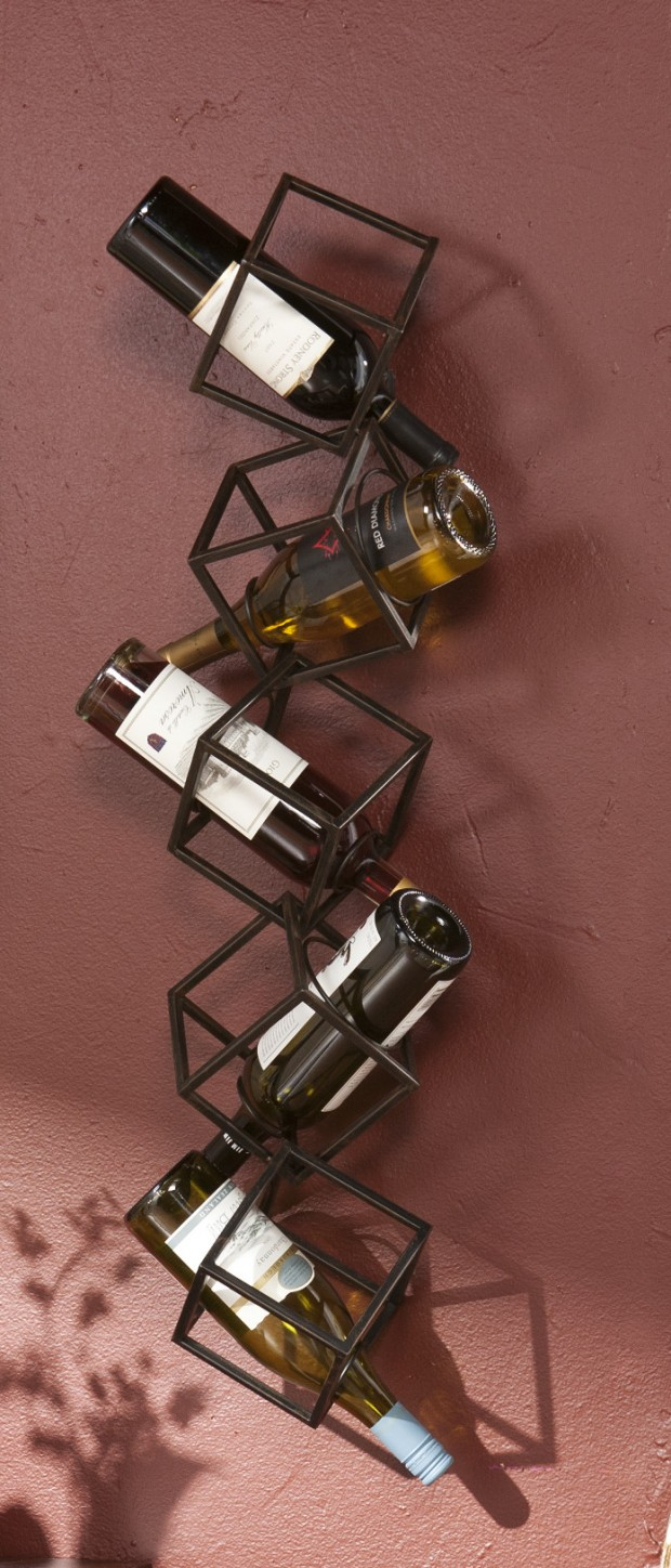 24 Creative and Classy Wine Rack Designs (7)