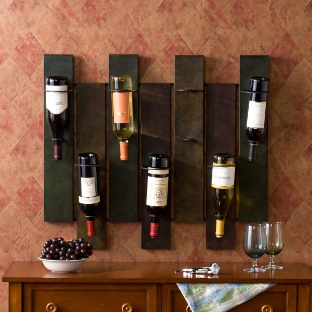 24 Creative and Classy Wine Rack Designs (8)