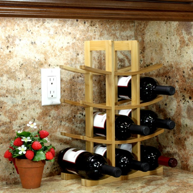 24 Creative and Classy Wine Rack Designs (9)
