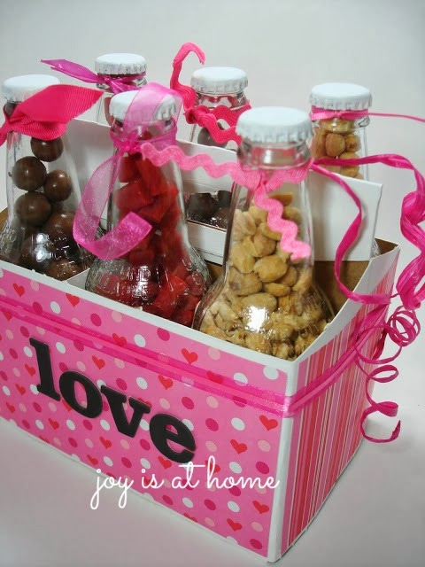 24 cute and easy diy valentine s day gift ideas style for Valentines day gift ideas her