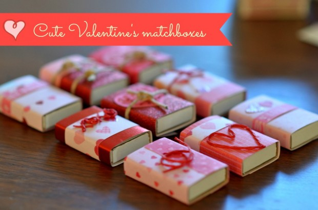 24 Cute And Easy Diy Valentine S Day Gift Ideas Style Motivation