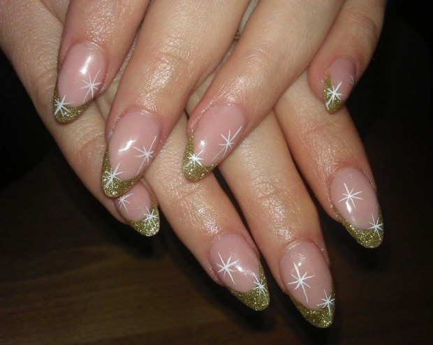 25 Beautiful Nail Design Ideas for You  (12)