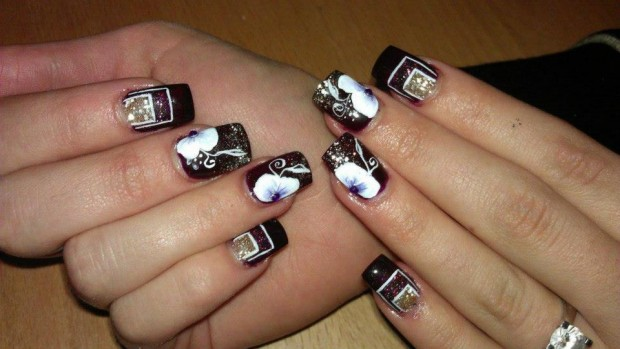 25 Beautiful Nail Design Ideas for You  (18)