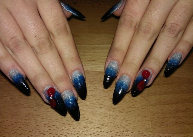 25 Beautiful Nail Design Ideas for You  (20)
