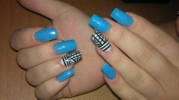 25 Beautiful Nail Design Ideas for You