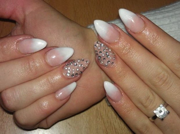 25 Beautiful Nail Design Ideas for You  (25)