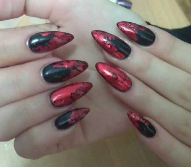 25 Beautiful Nail Design Ideas for You  (3)