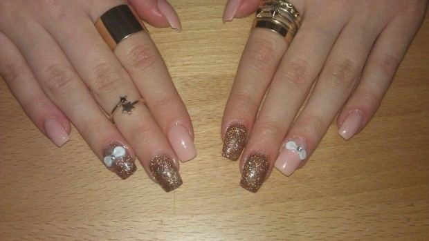 25 Beautiful Nail Design Ideas for You  (6)