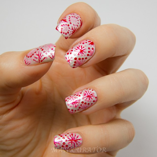 25 Lovely Valentine's Day Inspired Nail Art Ideas (20)