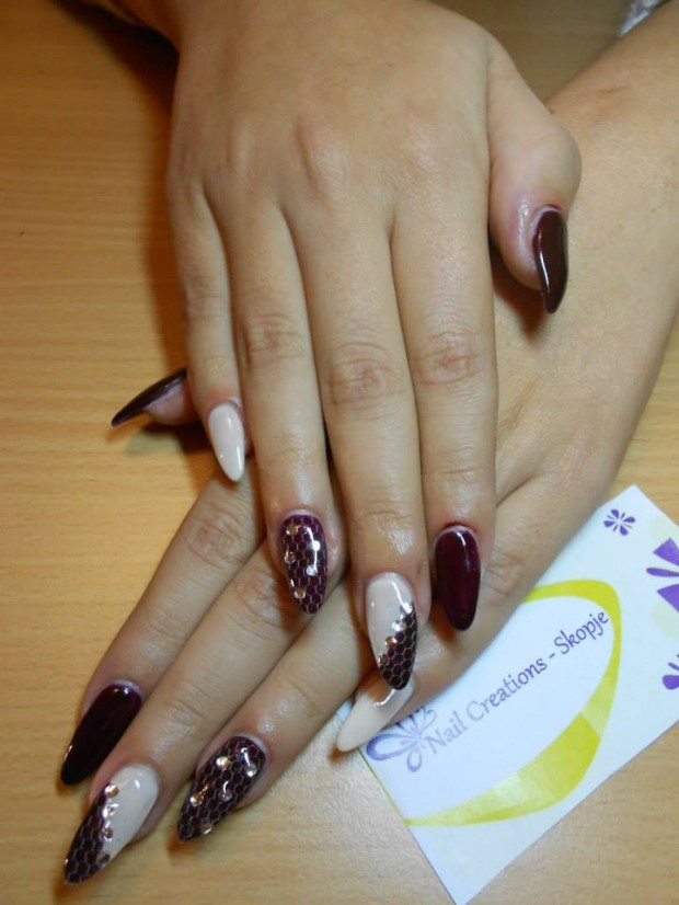 32 simple and elegant nail design ideas - Simple Nail Design Ideas