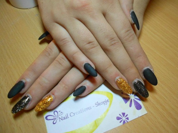 32 Simple and Elegant Nail Design Ideas   (19)
