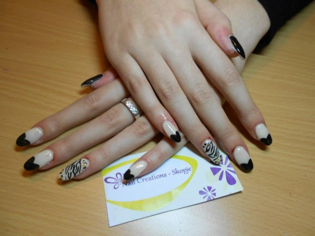32 Simple and Elegant Nail Design Ideas   (23)