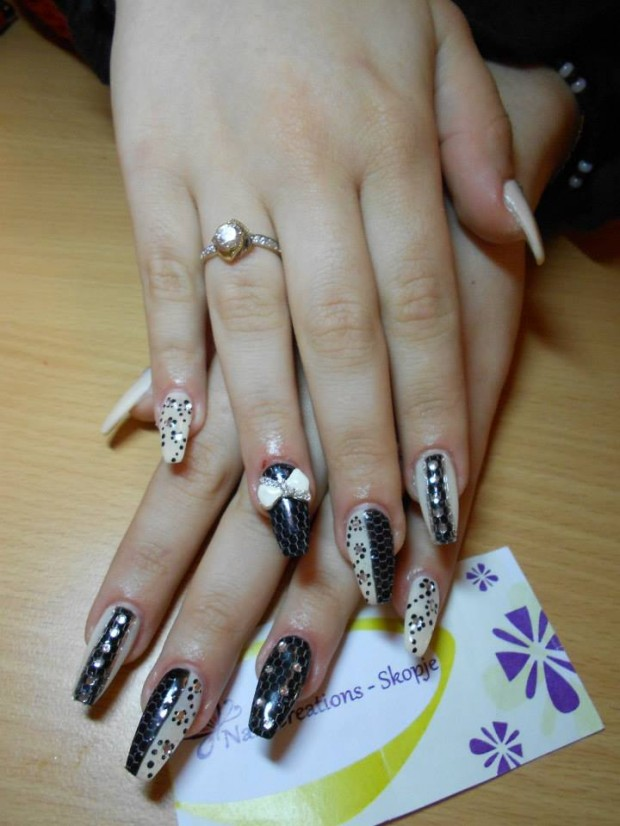 32 Simple and Elegant Nail Design Ideas   (4)
